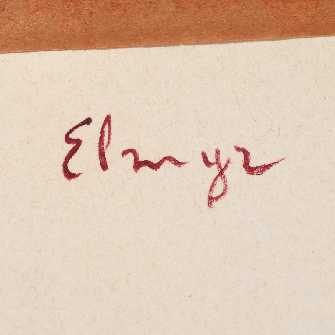ELMYR DE HORY (Hungarian, 1906-1976) - 3