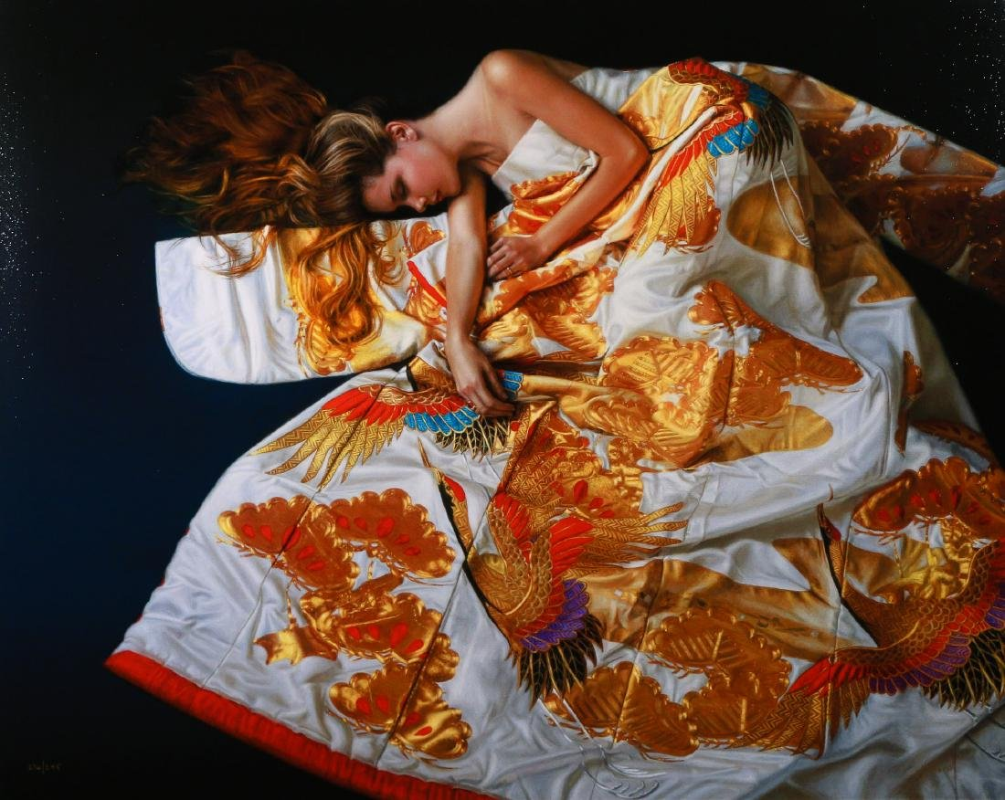 DOUGLAS HOFMANN (American, 1945-)