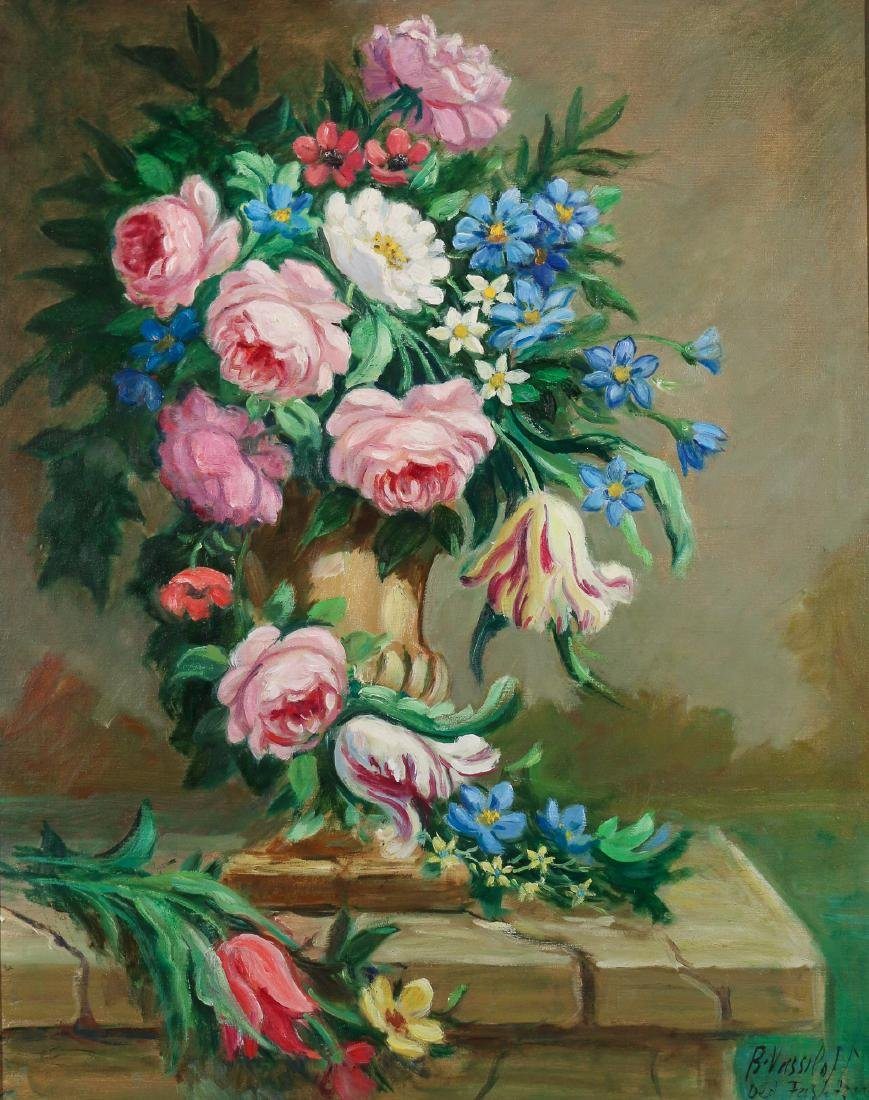 BORIS VASSILOFF (American, 1901-2000)