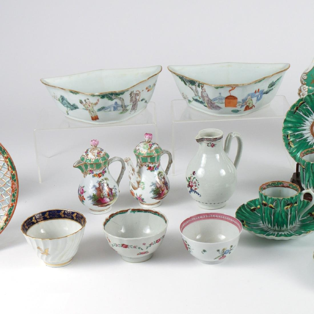 (22pc) MISC. CHINESE EXPORT & OTHER CHINA - 4