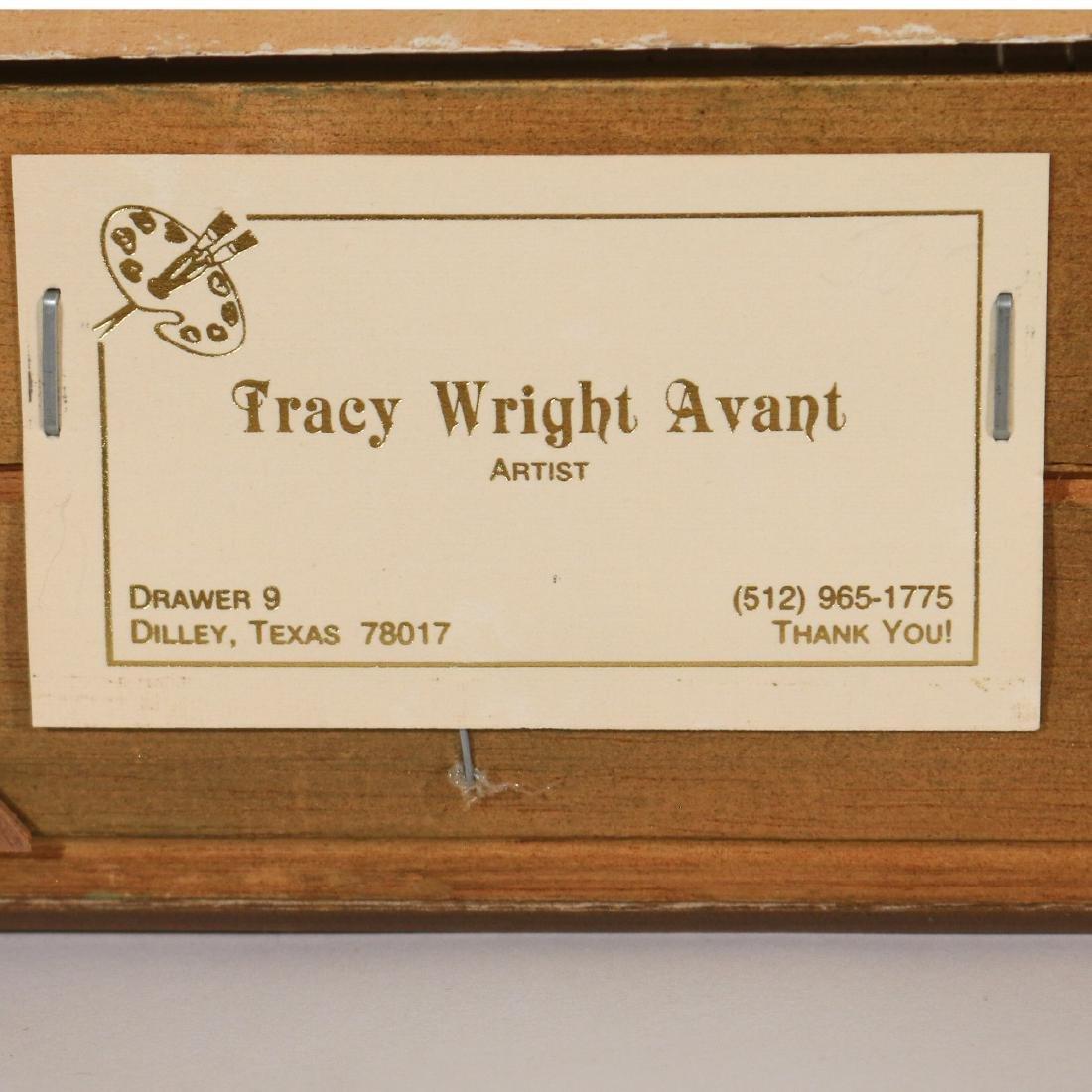TRACY WRIGHT AVANT (American, b. 1960) - 5