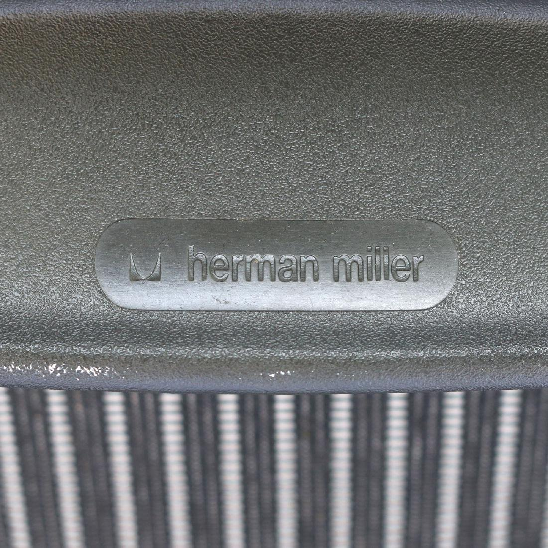 HERMAN MILLER AERON OFFICE CHAIR - 4