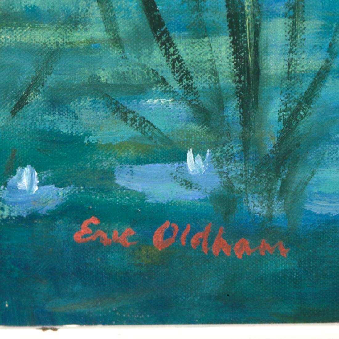 ERIC OLDHAM (American, 20th c.) - 3