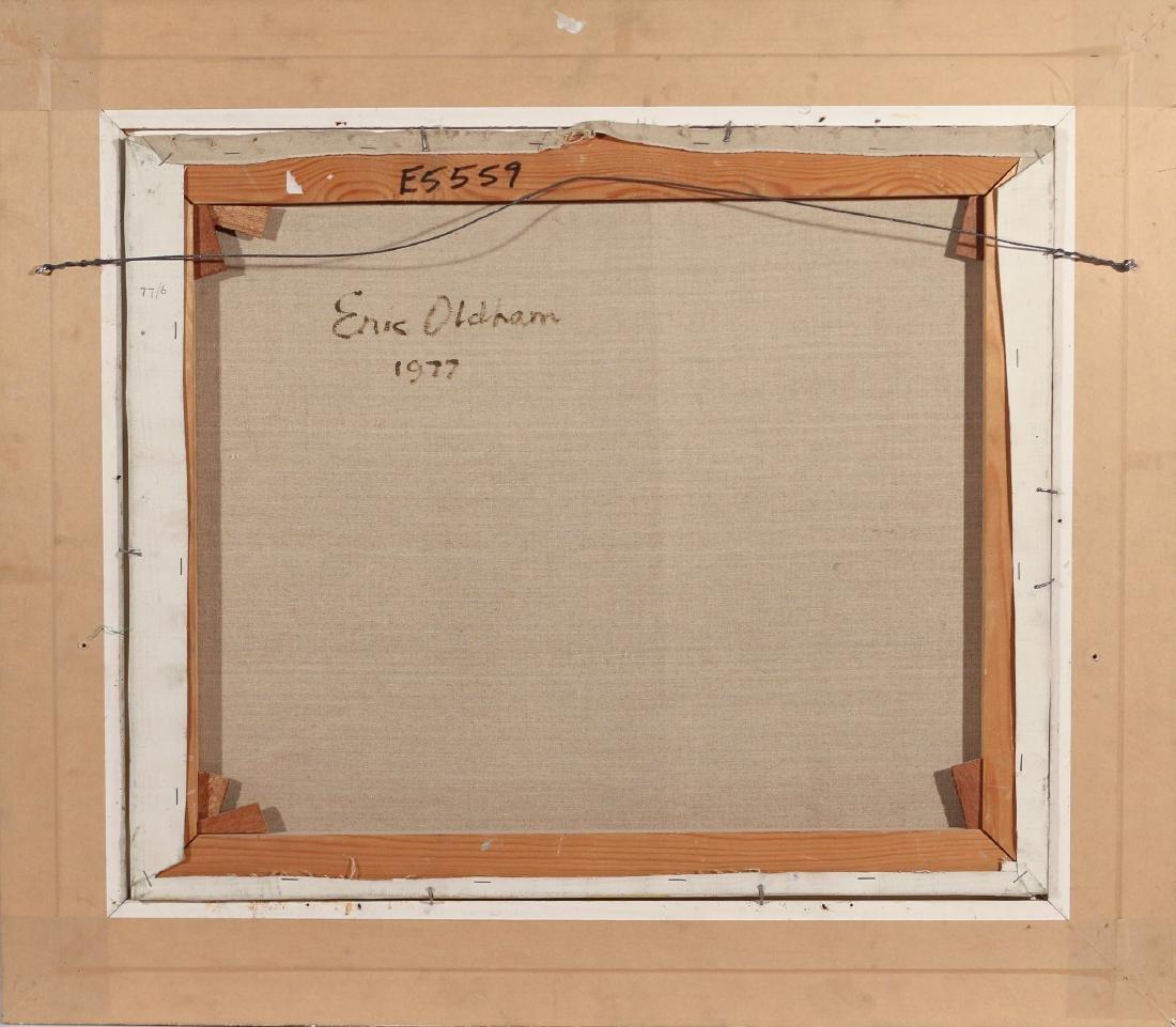 ERIC OLDHAM (American, 20th c.) - 4