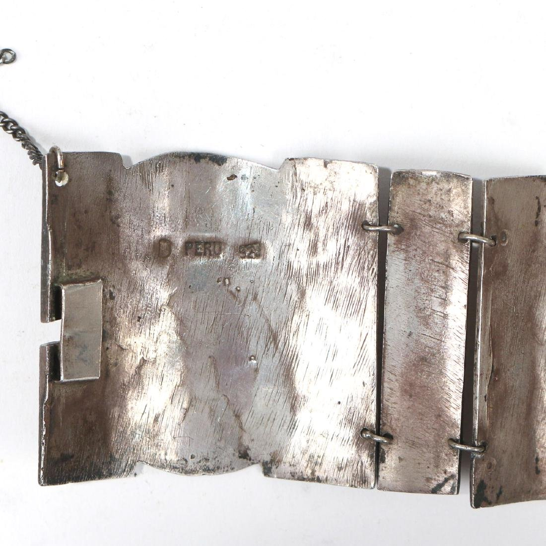 (5pc) MISC. SILVER & OTHER JEWELRY - 5