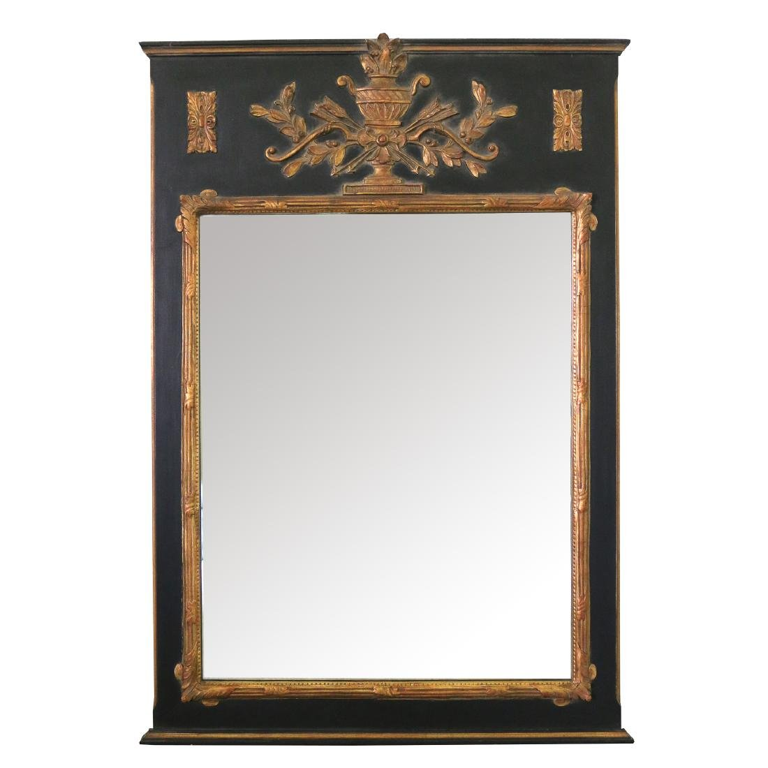 20th FRENCH WALL MIRROR
