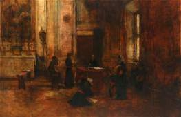 THEODOR J. ETHOFER (Austrian, 1849-1915)