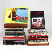 COLLECTION MOTORSPORTS BOOKS & OTHER