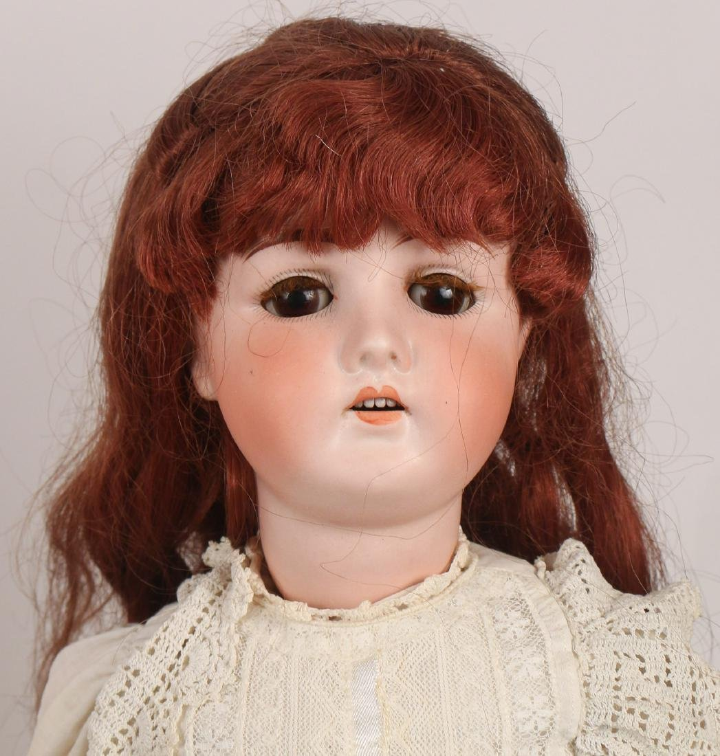 (6pc) BISQUE HEAD & OTHER DOLLS - 5