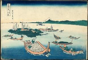 KATSUSHIKA HOKUSAI (1760-1849),