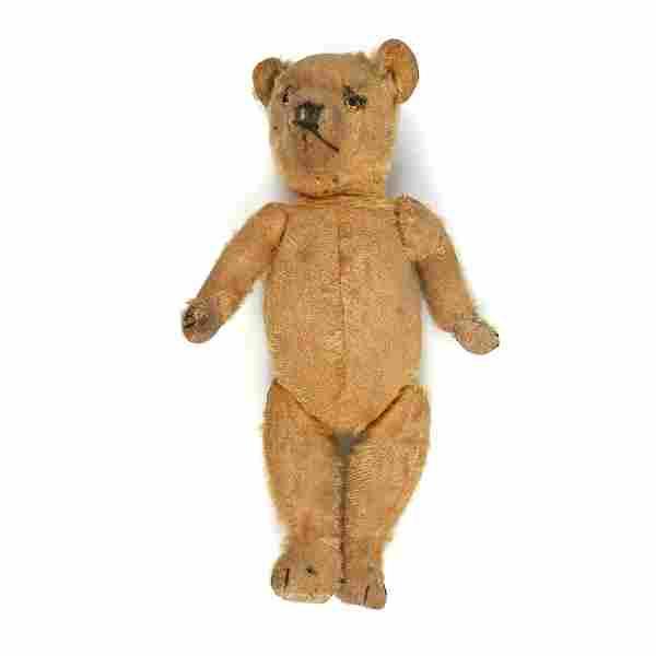 STEIFF TYPE MOHAIR TEDDY BEAR