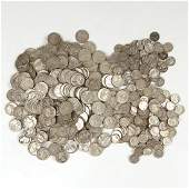 COLLECTION AMERICAN SILVER COINS