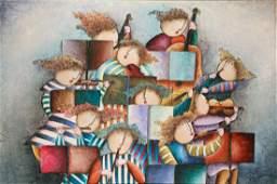 JOY SALANZA (20th Century)
