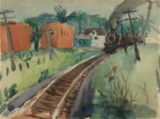 RAPHAEL SOYER (American, 1899-1987)