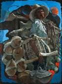 LIONEL LAURENCEAU (Haitian, 20th Century)