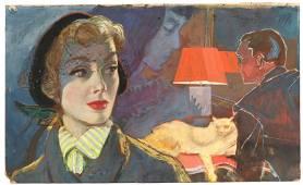 DANIEL CONTENT (1902-1990)