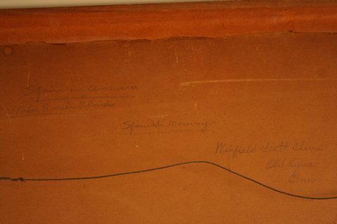 69: WINFIELD SCOTT CLIME ( AMER. 1881-1958 WATERCOLOUR, - 3