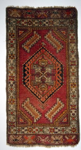 16: E. 20TH C. TURKISH MAT