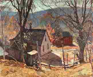 WILLIAM LESTER STEVENS (American, 1888-1969)