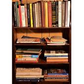 COLLECTION OF FURNITURE & ART REFERENCE BOOKS