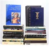 (26pc) ART BOOK COLLECTION