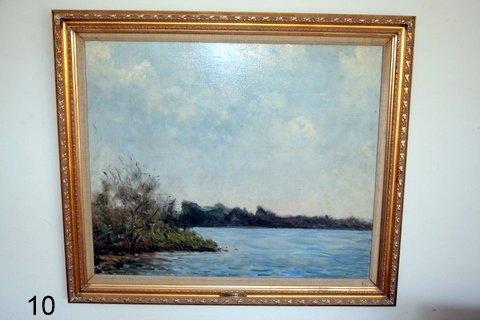 10) CHARLES DANA POND N.A.(1880-1962) O/C