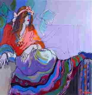 ISAAC MAIMON (Israeli, 1951-)