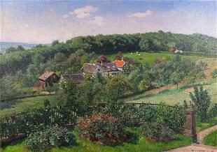 HANS RICHARD VON VOLKMANN (German, 1860-1927)