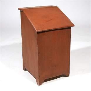 COUNTRY PINE STORAGE BOX