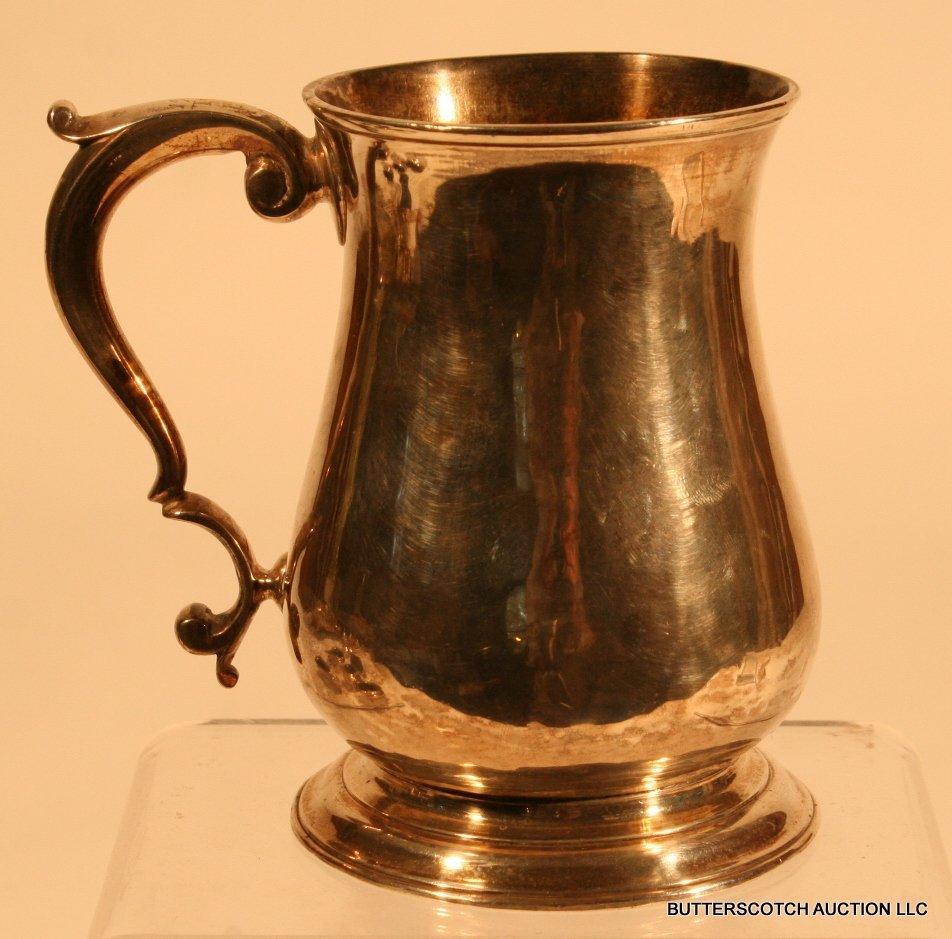 15:  GEO II SILVER CANN, C. 1759,