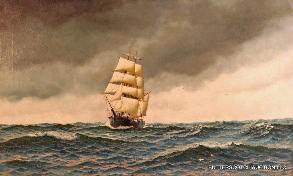 497:  ANTONIO GASPARO NICOLO JACOBSEN (1850-1921)
