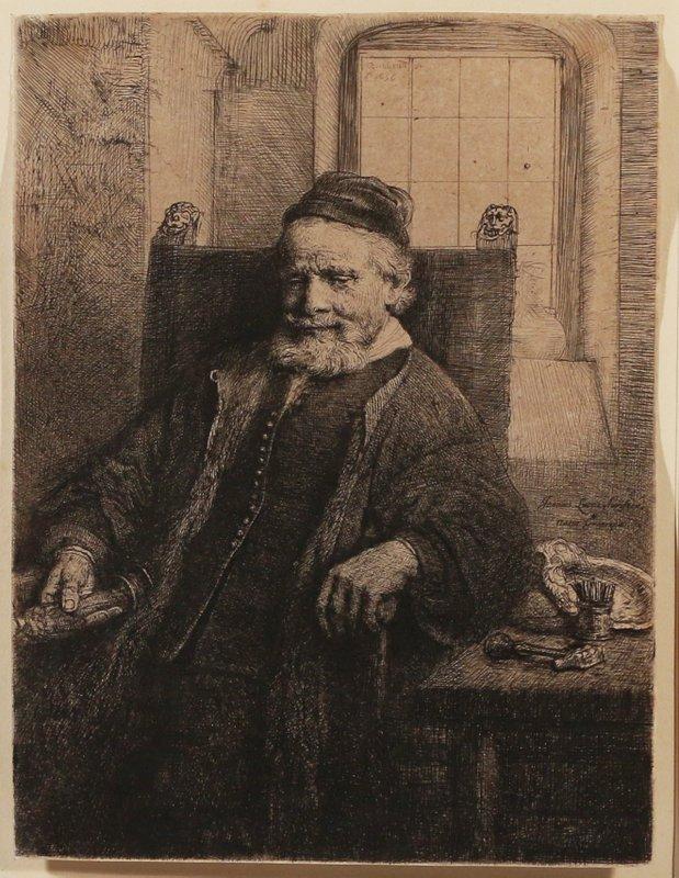 REMBRANDT HARMENSZ. VAN RIJN (1606-1669), Jan