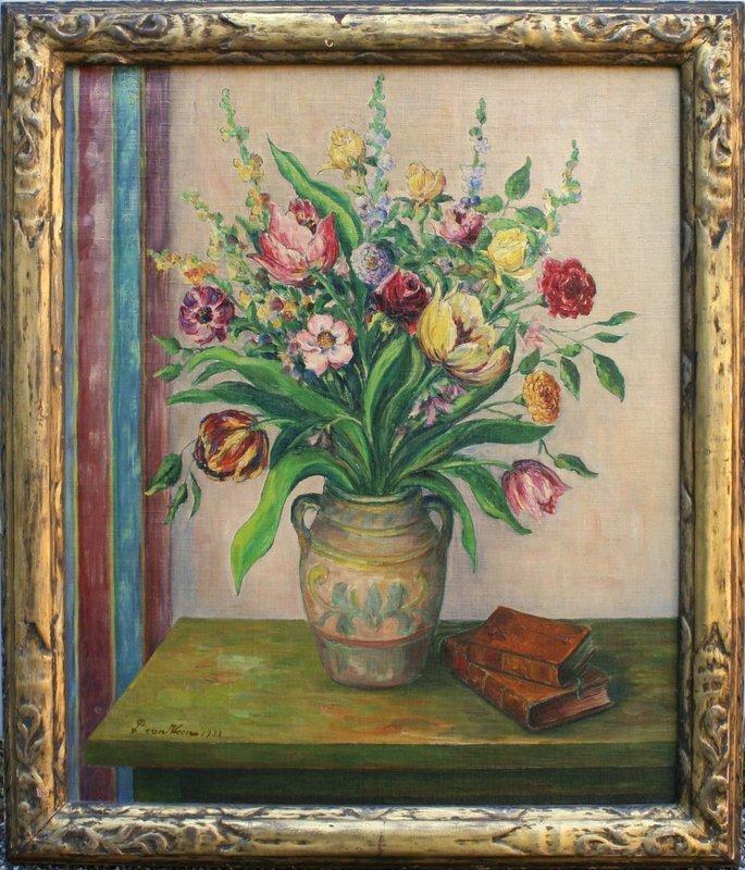 PIETER VAN VEEN (Dutch/American, 1875-1961),
