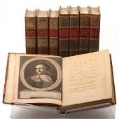 """(8 vols) COOK, JAMES; """"VOYAGES"""""""