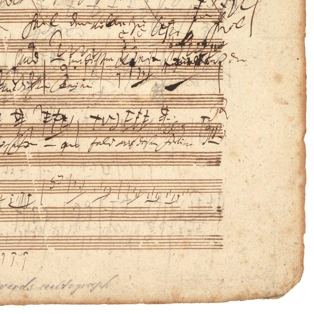 (2pc) BEETHOVEN, LUDWIG VAN (1770-1827) - 4