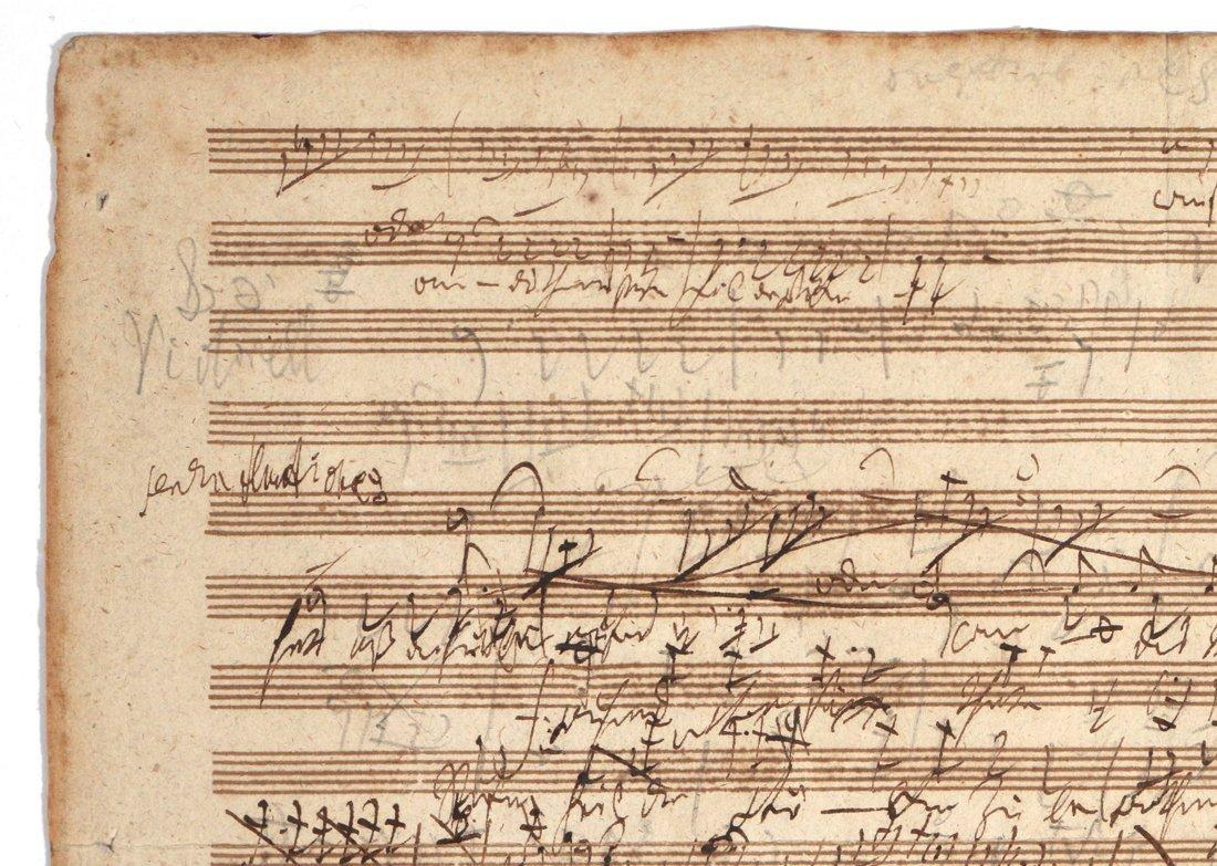 (2pc) BEETHOVEN, LUDWIG VAN (1770-1827) - 5