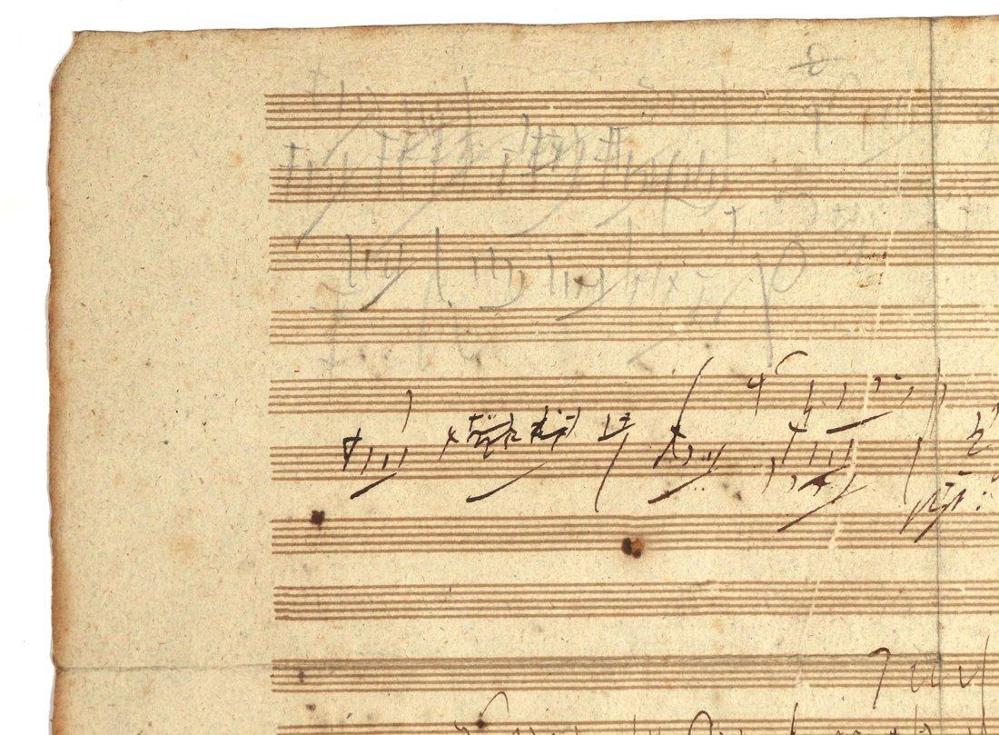 (2pc) BEETHOVEN, LUDWIG VAN (1770-1827) - 8