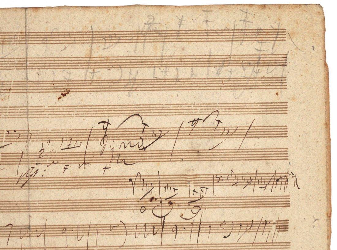 (2pc) BEETHOVEN, LUDWIG VAN (1770-1827) - 9