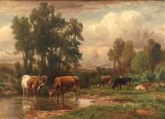 THOMAS BIGELOW CRAIG (American, 1849-1924)
