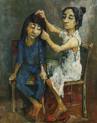JEAN JANSEM (French, 1920-2013)