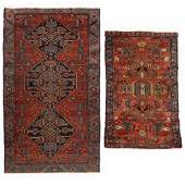 (2pc) NORTHWEST PERSIAN RUGS