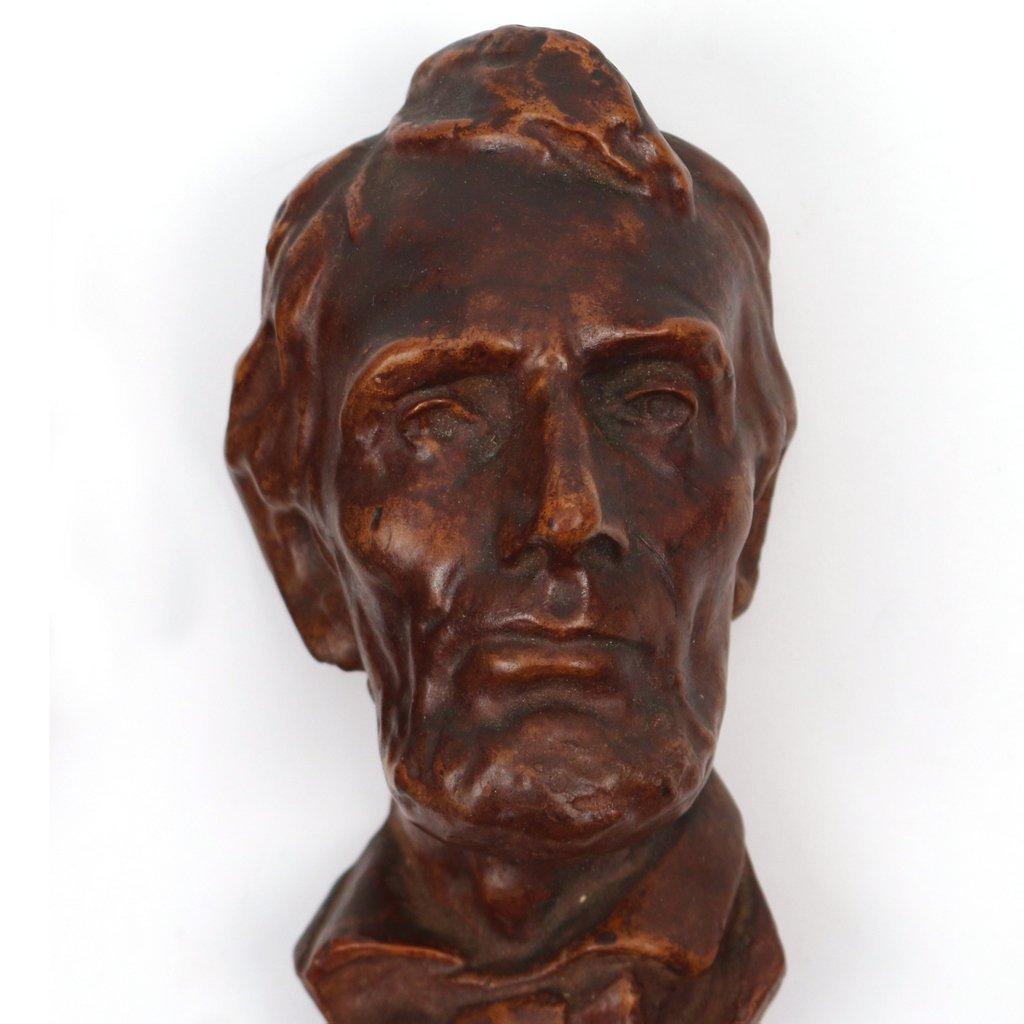 (3pc) GUTZON BORGLUM (American, 1867-1941) - 2