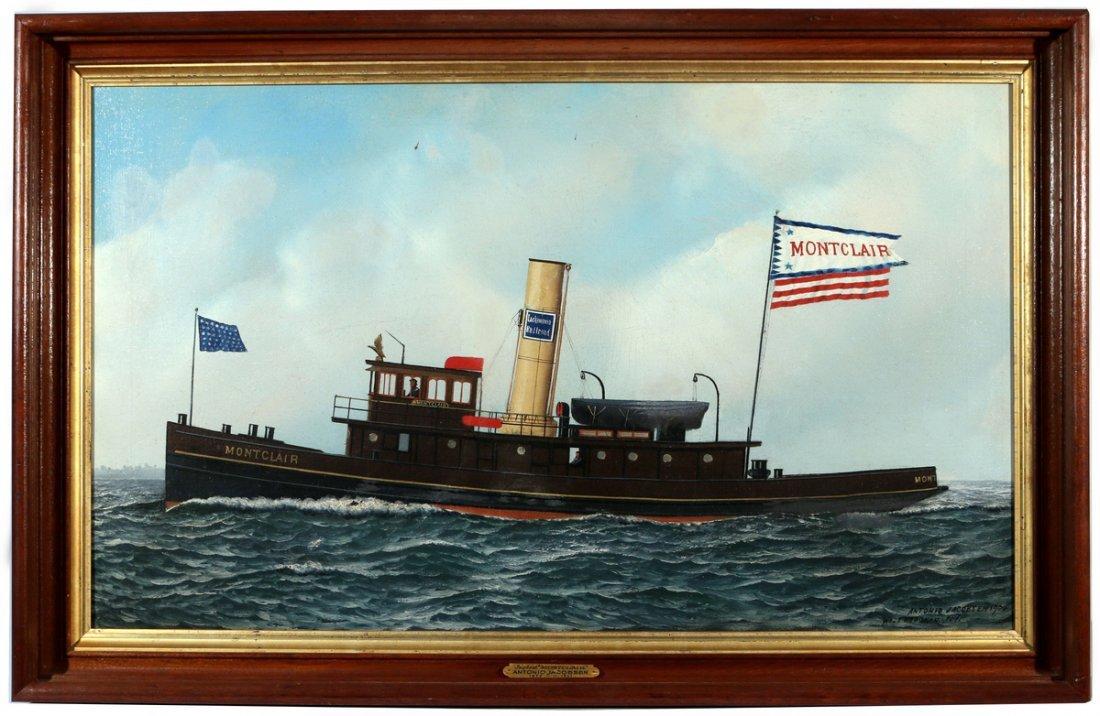 ANTONIO JACOBSEN (American, 1850-1921) - 10