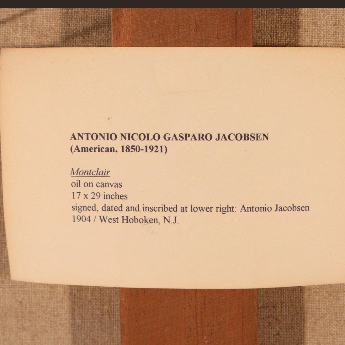 ANTONIO JACOBSEN (American, 1850-1921) - 7