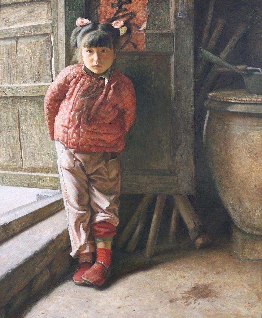 XU YANZHOU (Chinese, b. 1961-)