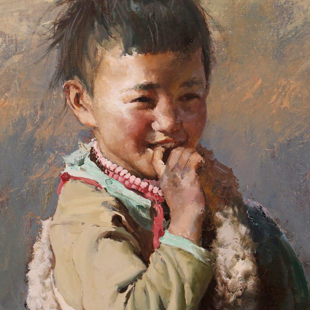 YANG KESHAN (Chinese, 1944-) - 3