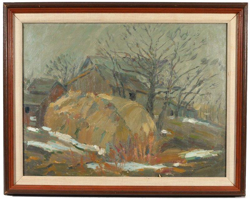 JULIUS LARS HOFTRUP (American, 1874-1954), - 3