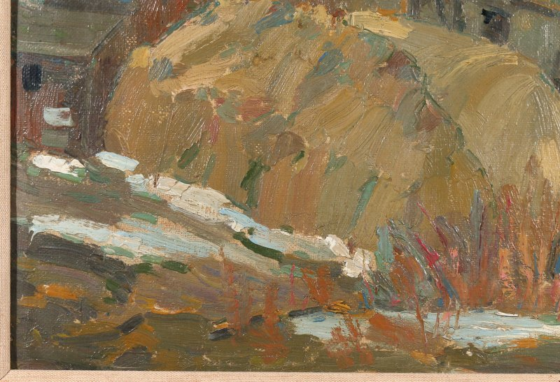 JULIUS LARS HOFTRUP (American, 1874-1954), - 6
