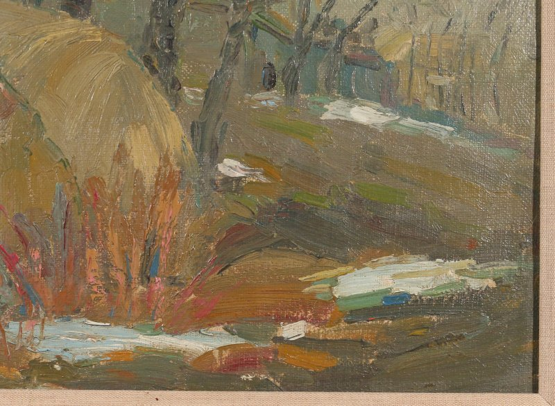 JULIUS LARS HOFTRUP (American, 1874-1954), - 7