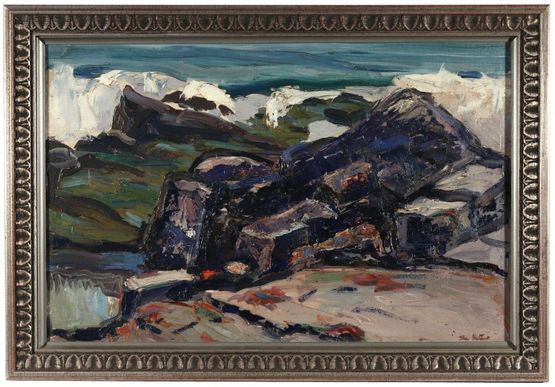 JULIUS LARS HOFTRUP (American, 1874-1954) - 2
